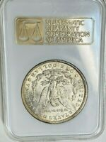1900 O  MORGAN SILVER DOLLAR OLD NGC 3.0  HOLDER MINT STATE 64    801
