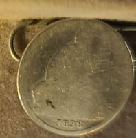 1838 O NEW ORLEANS  NO STARS SEATED LIBERTY DIME