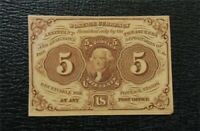NYSTAMPS US POSTAGE CURRENCY STAMP  PC5 $85   M28X120