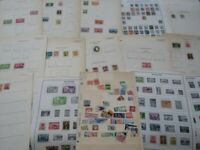 NYSTAMPS G MANY MINT OLD US POSSESSIONS STAMP COLLECTION ALB