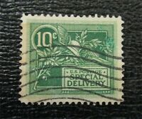 NYSTAMPS US SPECIAL DELIVERY STAMP  E7 USED $50   M28X680