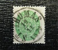 NYSTAMPS US DANISH WEST INDIES STAMP  11 USED $175   M28X105