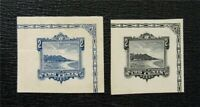 NYSTAMPS US HAWAII CUT SQUARE STAMP MINT   M28X1224