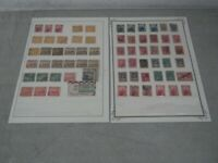NYSTAMPS S OLD US POSSESSIONS HAWAII STAMP COLLECTION ALBUM