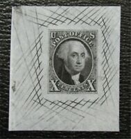 NYSTAMPS US STAMP  2P B PAID $900   U18X1258