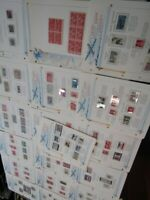 NYSTAMPS S MANY MINT NH OLD US BOB AIR MAIL STAMP COLLECTION
