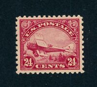 DRBOBSTAMPS US SCOTT C6 MINT NH OG VERY WELL CENTERED AIR MA