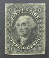 NYSTAMPS US STAMP  17 USED $250 S10X124