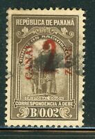 CANAL ZONE USED POSTAGE DUE SELECTIONS: SCOTT J10 2C/2C SCHG