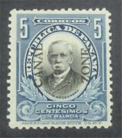 NYSTAMPS US CANAL ZONE STAMP  40 MINT OG H    S10X1344