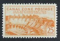 NYSTAMPS US CANAL ZONE STAMP  134 MINT OG NH    S10X1356