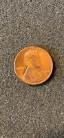 1948 RED PENNY