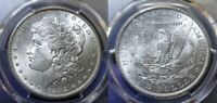 1902 O MORGAN SILVER DOLLAR $1 PCGS MINT STATE 64 BEAUTIFUL WHITE COIN
