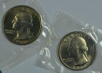1977 P & D WASHINGTON QUARTERS IN MINT CELLO SEE STORE FOR DISCOUNTS
