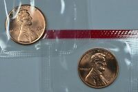 1984 P & D LINCOLN CENTS IN MINT CELLO SEE STORE FOR DISCOUNTS
