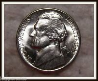 1943   D JEFFERSON SILVER NICKEL BU