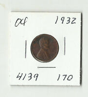 1932 LINCOLN WHEAT CENT    04