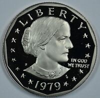 1979 S SUSAN B ANTHONY PROOF DOLLAR TYPE 2    SEE STORE FOR DISCOUNTS OR41