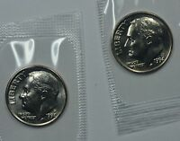 1994 P & D ROOSEVELT DIMES IN MINT CELLO SEE STORE FOR DISCOUNTS