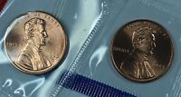 1993 P & D LINCOLN CENTS IN MINT CELLO SEE STORE FOR DISCOUNTS