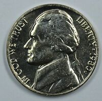 1980 P JEFFERSON UNCIRCULATED NICKEL  SEE STORE FOR DISCOUNTS
