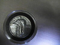 1927 P STANDING LIBERTY SILVER QUARTER COIN  EXTRA FINE