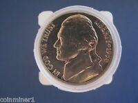 LOT FORTY 40 1958 D JEFFERSON NICKELS UNCIRCULATED.