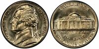 10 COINS 1970 1979 D MINT STATE JEFFERSON NICKELS HIGH QUALITY FROM US MINT SETS