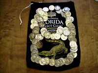 LOT 90 SILVER COINS END OF YEAR SALE 1800'S/1900'S DIMES/QUARTER'S $ 100 FACE