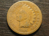 1865 INDIAN HEAD CENT                                                     55TH
