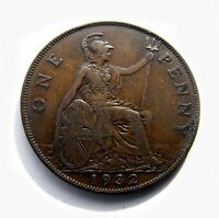 KING GEORGE V 1932 PENNY IN GOOD COLLECTABLE CONDITION