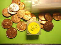 1964 D UNCIRCULATED ROLL OF LINCOLN CENTSWON'T LAST LONG