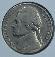 1973 D JEFFERSON CIRCULATED NICKEL  SEE STORE FOR DISCOUNTS