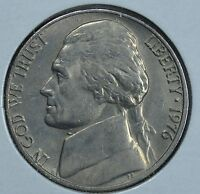 1976 JEFFERSON CIRCULATED NICKEL  SEE STORE FOR DISCOUNTS