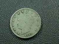 UNITED STATES   5 CENTS   1910