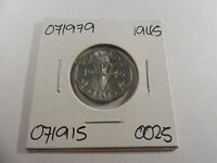 1945 CANADA FIVE CENTS   NICE    071979