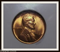 1936   P LINCOLN WHEAT CENT BU NGC MS65 RD
