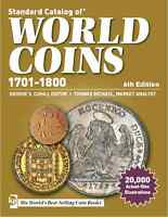 KRAUSE 2016 STANDARD CATALOG OF WORLD COINS 1701 1800 PDF FORMAT
