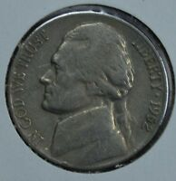 1952 S JEFFERSON CIRCULATED NICKEL  SEE STORE FOR DISCOUNTS