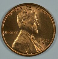 1953 D LINCOLN WHEAT CENT  BU DETAILS SEE STORE FOR DISCOUNTS OR43
