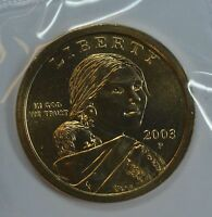 2003 P SACAGAWEA DOLLAR IN MINT CELLO  SEE STORE FOR DISCOUNTS  OR34