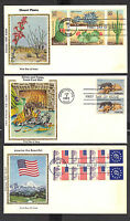 ASSORTED COLORANO FIRST DAY COVERS 31