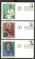ASSORTED COLORANO FIRST DAY COVERS 36
