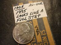 1995 JEFFERSON NICKEL  LOOKS LIKE A FULL STEP      WE COMBINE SHIPPING