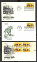ASSORTED 1970'S FIRST DAY COVERS 30