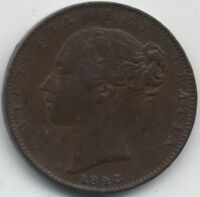 1843 VICTORIA FARTHINGCOLLECTORS
