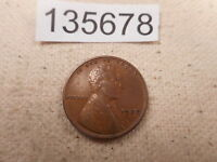 1927 LINCOLN WHEAT CENT - BETTER DATE HIGHER GRADE COLLECTIBLE COIN -  135678