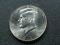 UNITED STATES    50  CENTS    2012     P    UNCIRCULATED