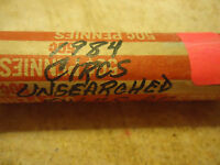 1984   ROLL OF LINCOLN CENTS      WE COMBINE SHIPPING
