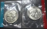 1972 P & D JEFFERSON NICKELS FROM MINT SETS IN THE ORIGINAL MINT WRAPPERS 1